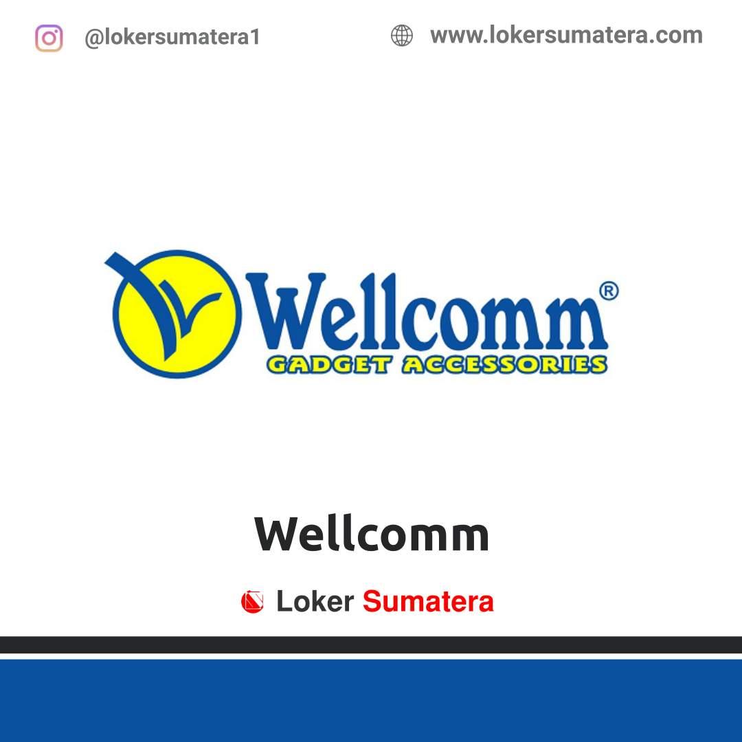 Lowongan Kerja Palembang: Wellcomm Maret 2021