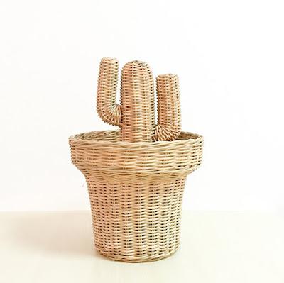 diy cesta cactus rite rite detalles