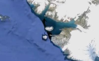 5 Tempat yang di Sensor Oleh Google Map Green Land Broken Arrow
