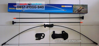 Jual Anak Panah (Arrow) Besi Murah Bandung - 0857 2100 0940 (Fitra)