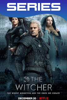 The Witcher Temporada 1 Completa HD 1080p Latino