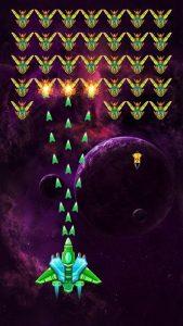 Galaxy Attack: Alien Shooter Mod Apk unlimited money