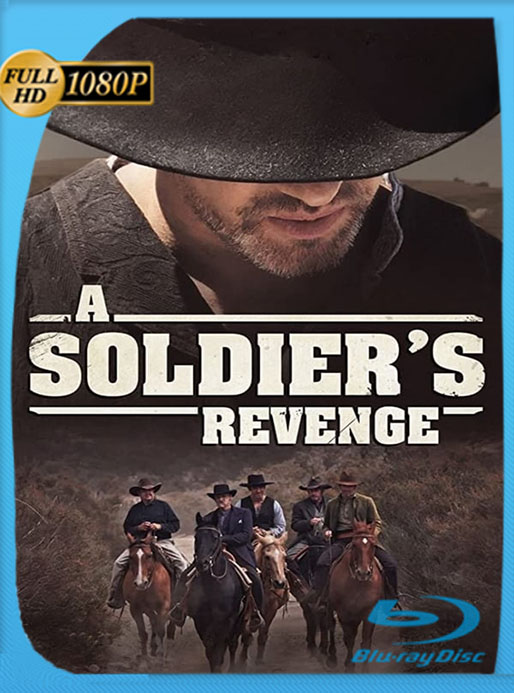 A Soldier's Revenge (2020) HD 1080p Latino [Google Drive] Tomyly
