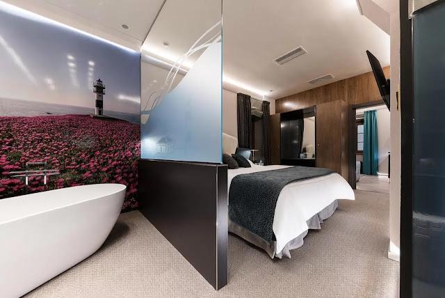 Hotel faro en Galicia