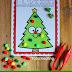 Christmas Math Game with Dice