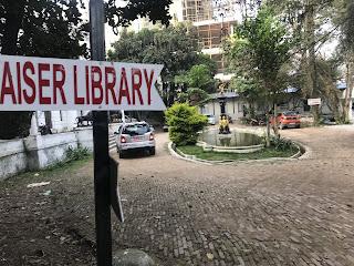 Kaiser Library Complex