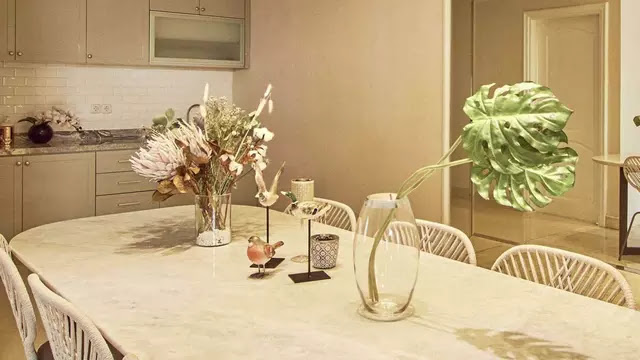 6 Inspirasi Dekorasi Interior Rumah Menggunakan Bunga
