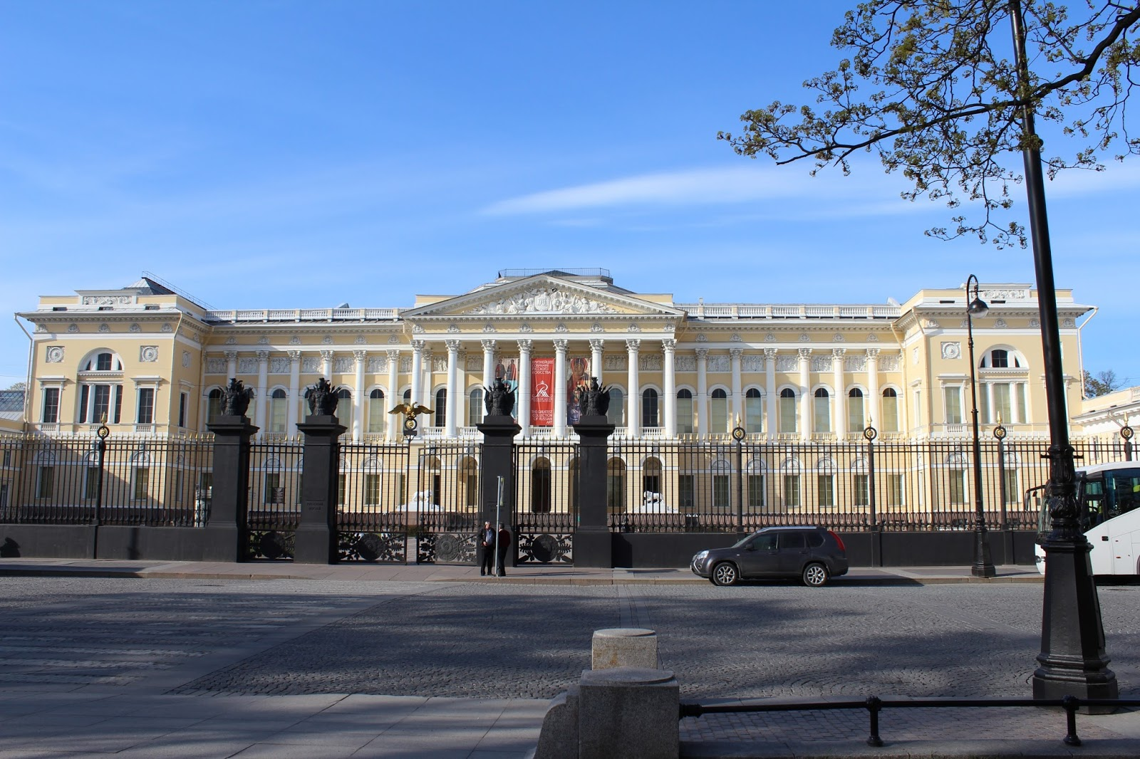 Museu Russo e Coleção Ludwig - São Petersburgo