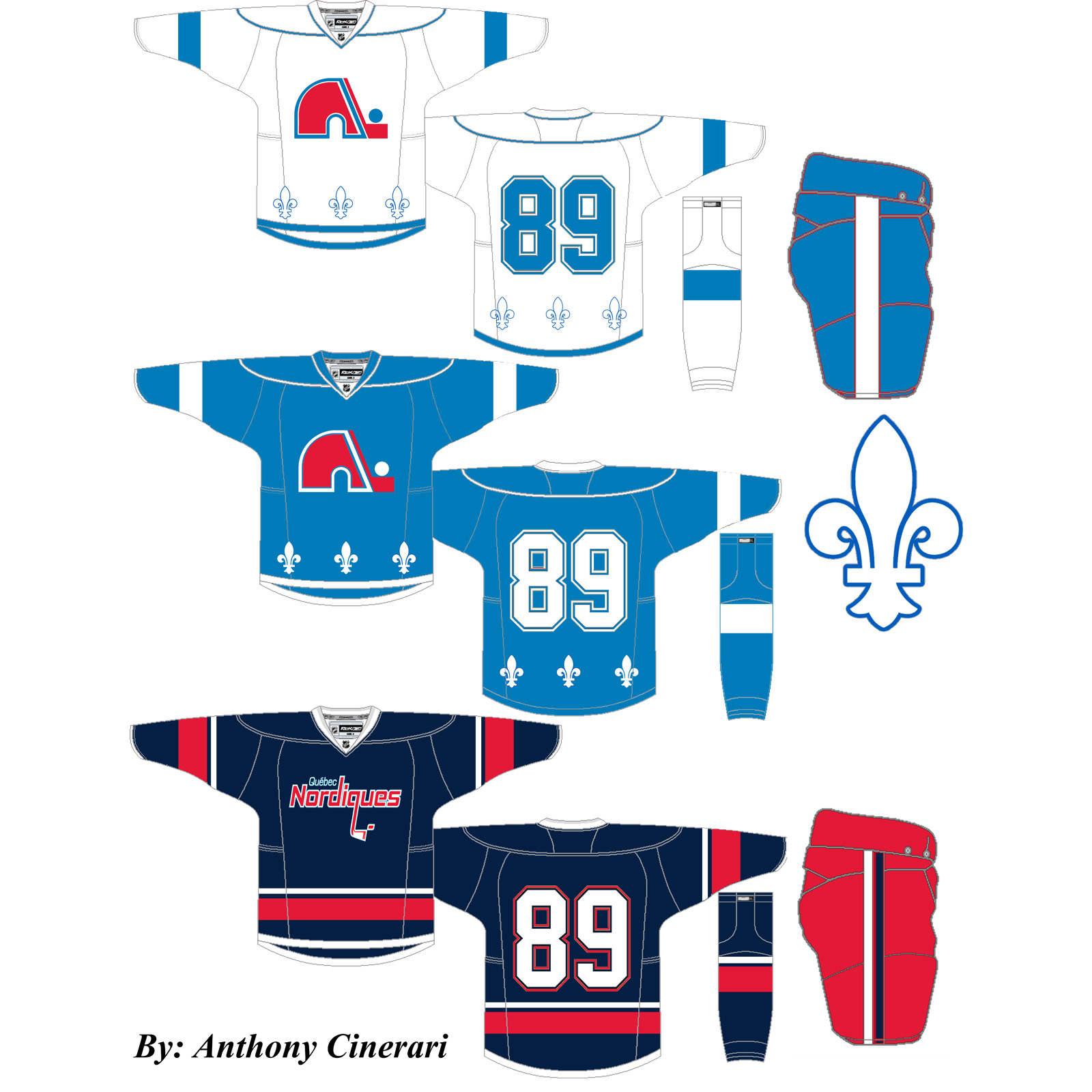 671ac7cb2 Positives  It s a Nordiques concepts (obvious positive in my book)