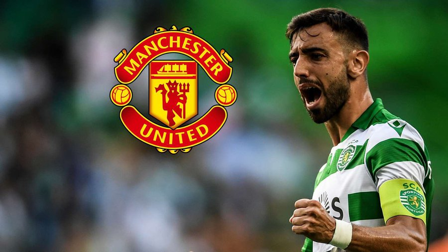 Wow! Manchester United Open Bruno Fernandes Talks Again After Failed Summer Transfer!