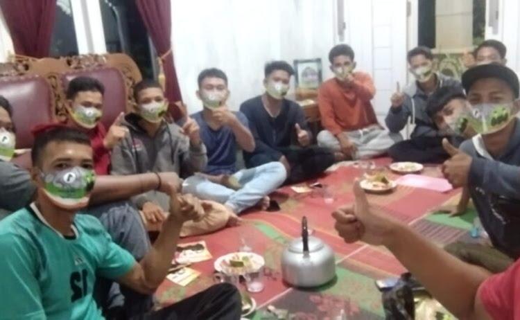 Dukungan Pasangan Cabup H.Sudirman Zaini - Dr Erick Muhammad Henrizal (SZ-Erick) Tak Terbendung.