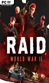 ddn7o6 - RAID World War II The Countdown Raid-CODEX
