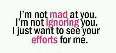 I'm not mad at you. I'...