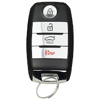Replacement Smart Key Remote Programming Instructions