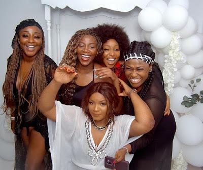 Photos from Genevieve Nnaji's 40th birthday