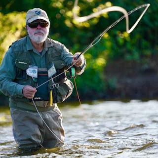 Dave Rothrock Fly Fishing