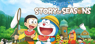 Doraemon Story of Seasons pc cover games