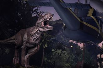 Download Jurassic Park The Game PC