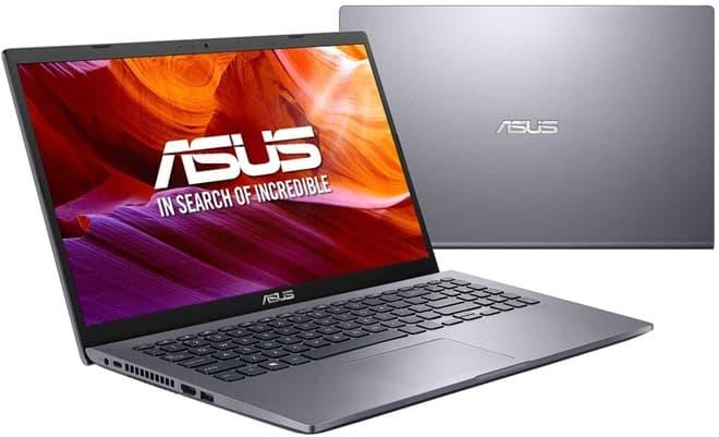 ASUS D509DA-BR294: portátil de 15'' con procesador AMD Ryzen R5, disco SSD y Wi-Fi 5 a doble banda
