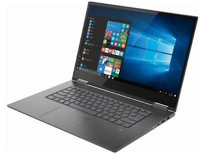 Lenovo Yoga 730-15iKB Laptop Terbaik untuk Desain Grafis