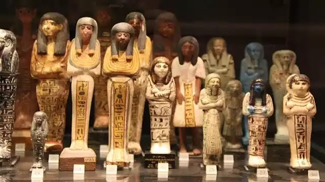 Ancient Egyptian Mysteries