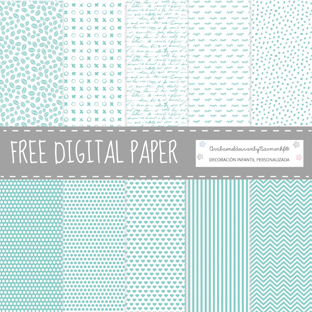 free digital paper mint