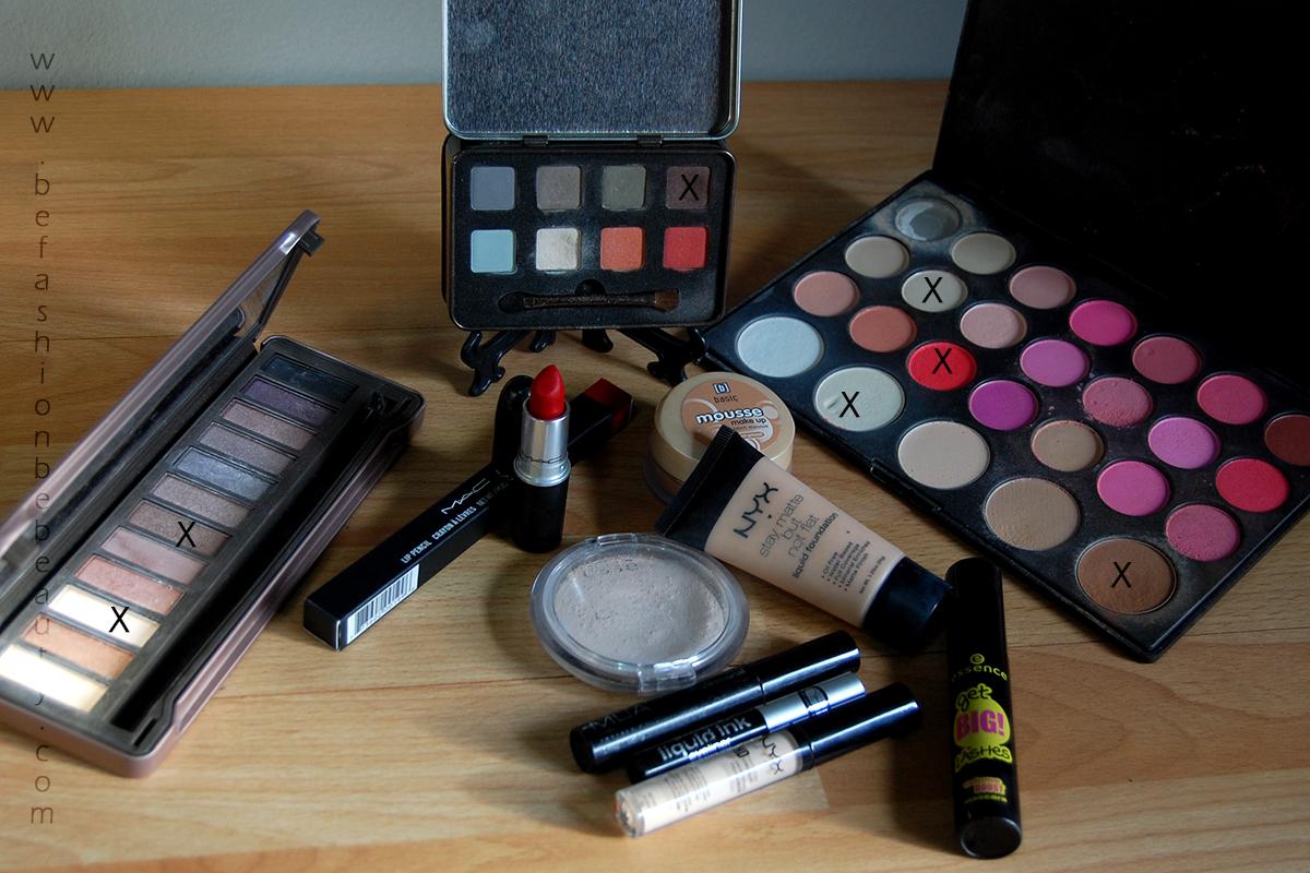 """Maquillaje paso a paso con """"Be fashion. Be beauty."""" Labial Ruby Woo de MAC."""