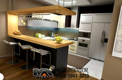 Jasa Kitchen Set Pekanbaru Murah