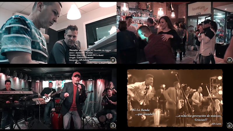 AR-Latin - ¨Necesito una Amiga¨ - Videoclip - Dirección: R&R Productions. Portal Del Vídeo Clip Cubano