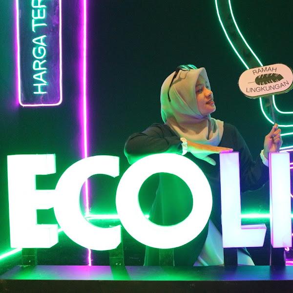 Ecolink Lampu LED Berkualitas, Harga Terjangkau dan Ramah Lingkungan