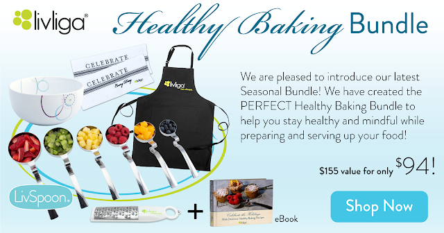 Livliga's Healthy Baking Bundle