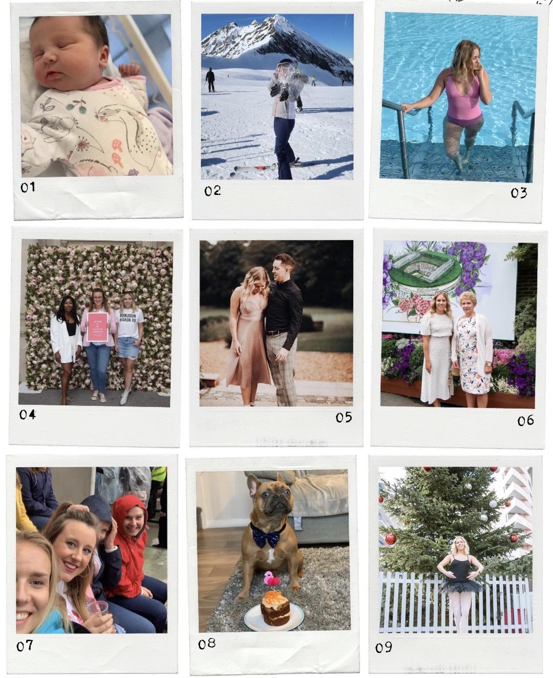 Rachel Emily's Top Nine Highlights of 2019 - Rachel Emily Blog