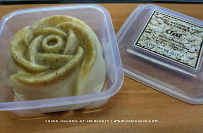 Organic Soap and Body Scrub by ZM Beauty
