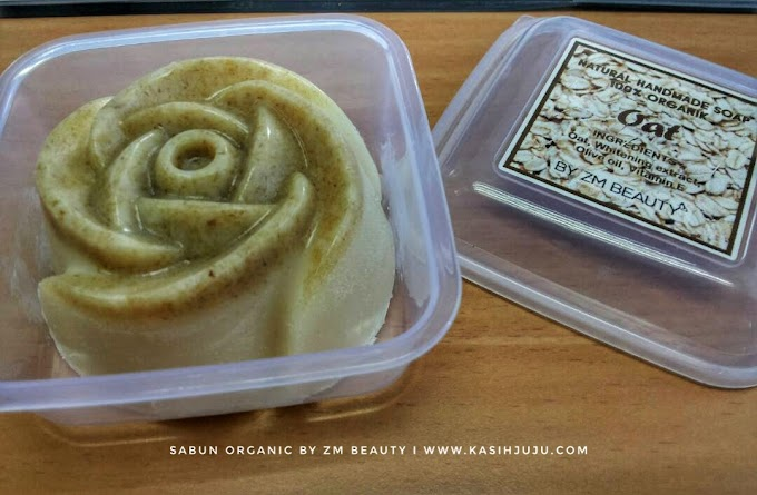 Organic Soap and Body Scrub by ZM Beauty