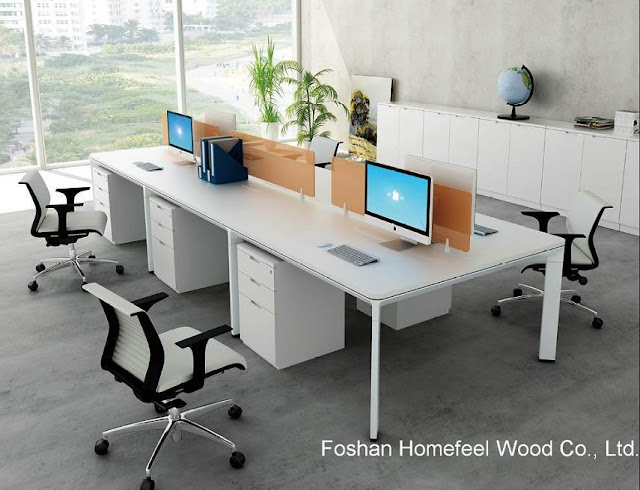 best buy white office furniture modern for sale online