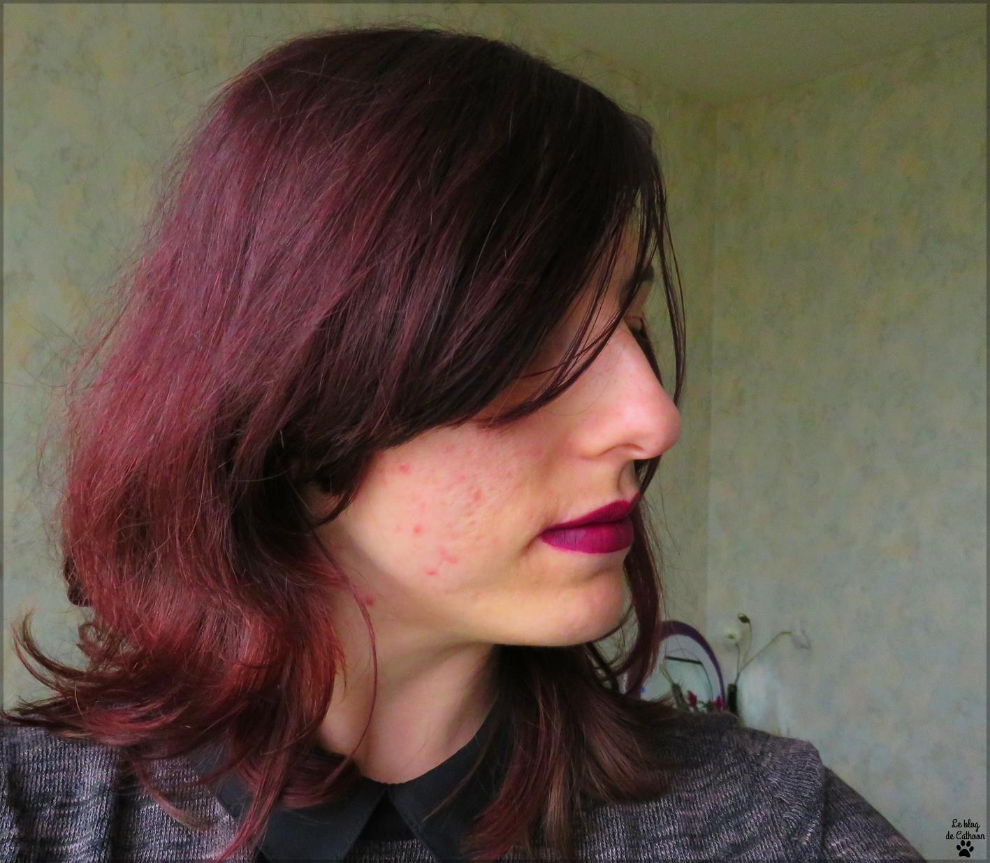 résultat Colorista Washout L'Oréal #redhair