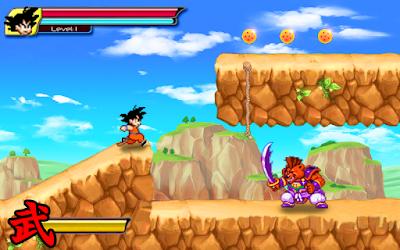 Download Adventure Goku: Road To Saiyan