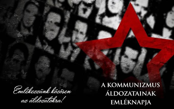Ma van a kommunizmus áldozatainak emléknapja