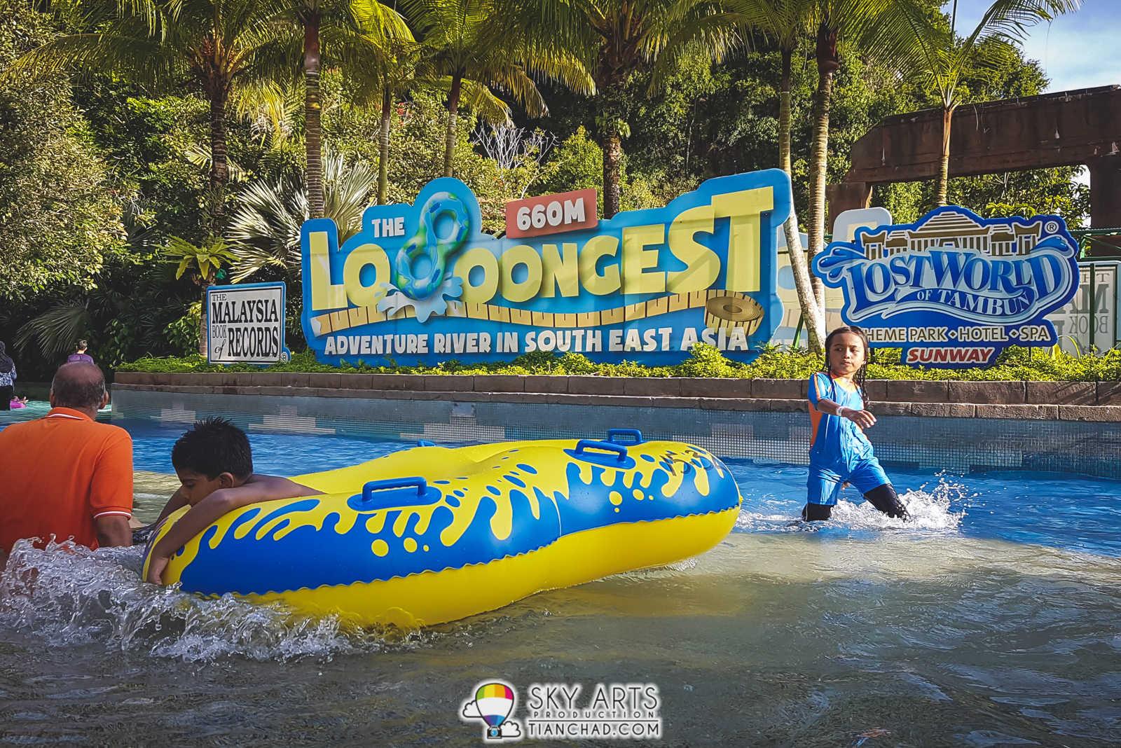 Lost world of tambun must try ride tctravel lost world of tambuns must try the longest adventure river gumiabroncs Image collections