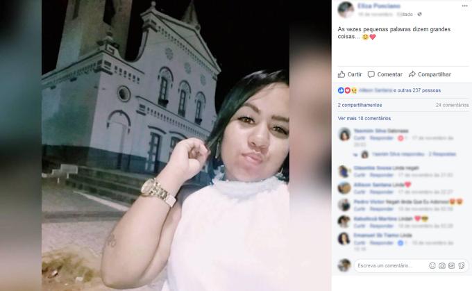 Corpo de jovem desaparecida após sair para academia é encontrado às margens de rio no Ceará