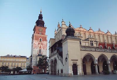 Kraków | Wieża ratuszowa