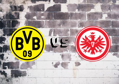 Borussia Dortmund vs Eintracht Frankfurt  Resumen y Partido Completo