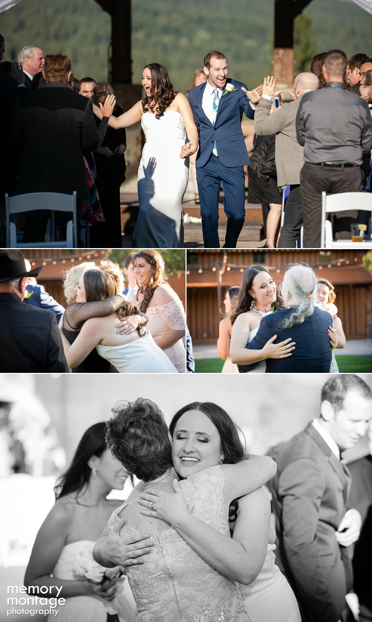 Swiftwater Cellars Winery Wedding with Jewish Traditions || Erin + Jeremy