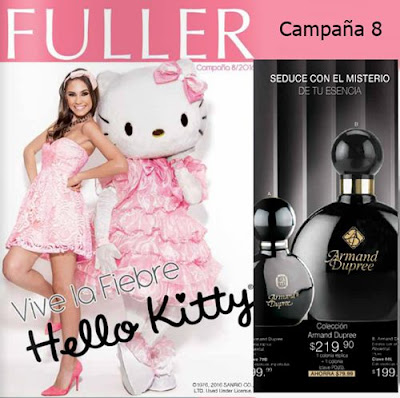 Campaña 8 Fuller 2016