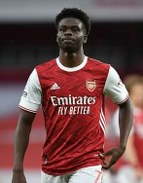 Saka and Rowe are both DOUBTS for Arsenal's showdown with Liverpool