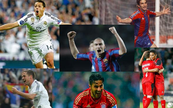 Barcelona Mencari Striker Terbaik