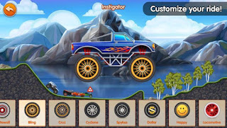 Race Mod APK Unlimited Money