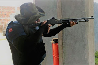 Prefeitura vai armar a Guarda Municipal de Cabedelo (PB) com espingardas calibre 12