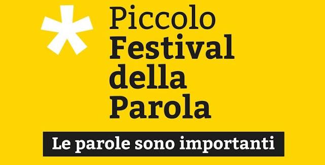 Festival della Parola dal 12 al 15 settembre quarta edizione a Noci
