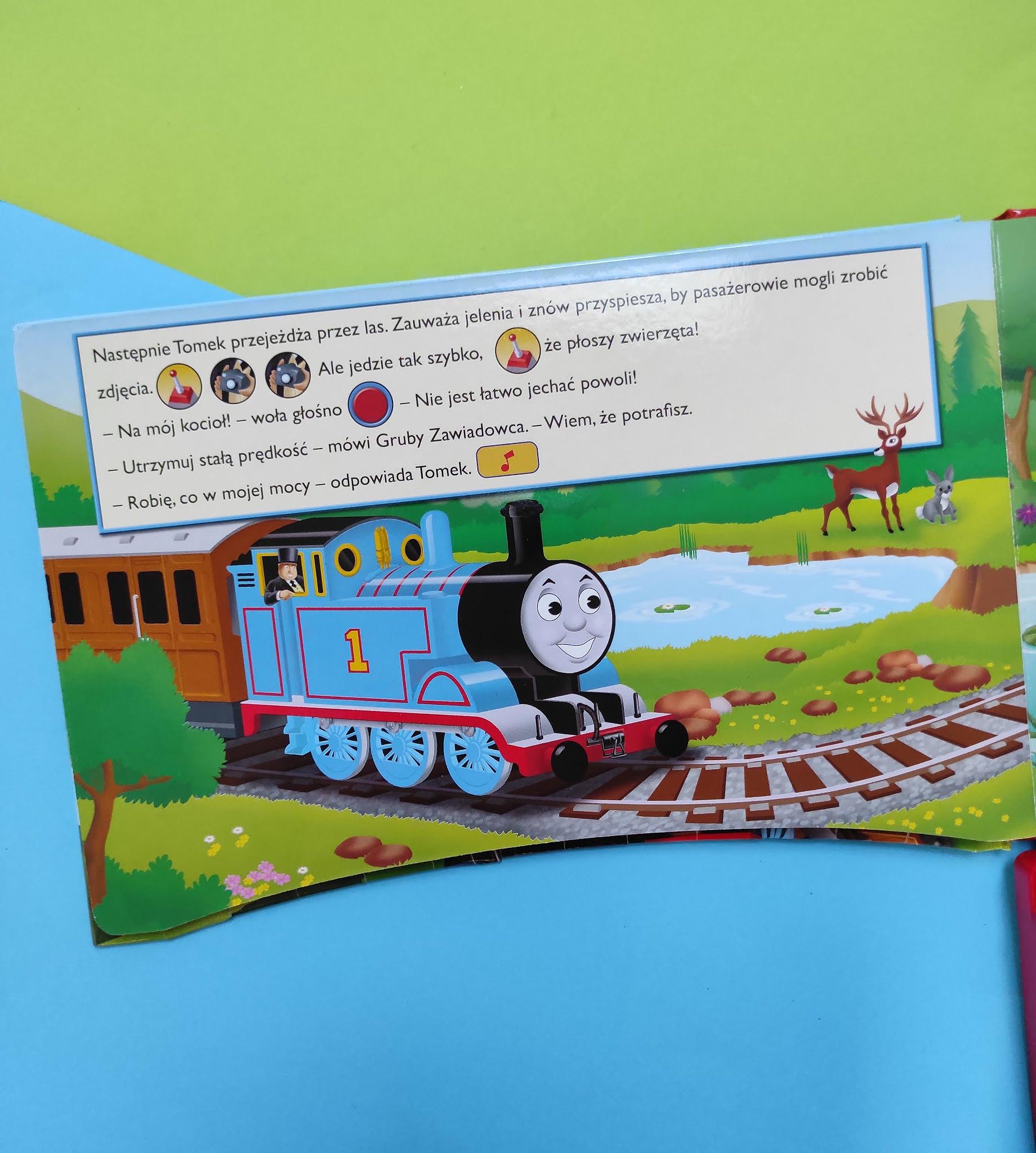 """""""Jedźmy, Tomku! """" - recenzja - księgarnia ANTMAG"""